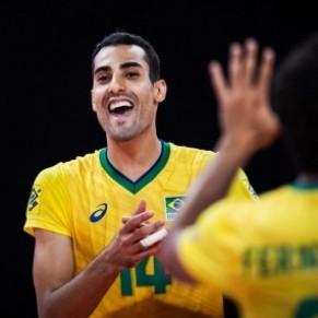 Douglas Souza, le volleyeur gay qui fait le buzz au Brésil - Jeux Olympiques
