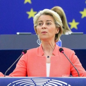 Ursula von der Leyen défend les droits des personnes LGBT au sein de l'UE  - Discours sur l'état de l'Union