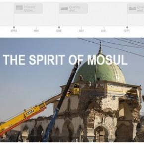 Une école de cinéma créée à Mossoul en partenariat avec un théâtre belge - Irak