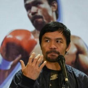 L'ex-boxeur homophobe Manny Pacquiao candidat à la présidence  - Philippines