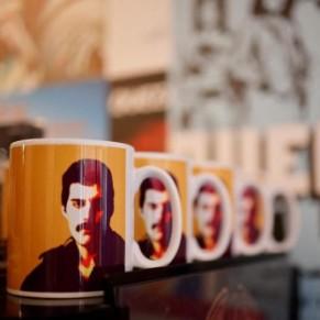 Le groupe Queen ouvre une boutique éphémère à Londres pour ses 50 ans - Musique